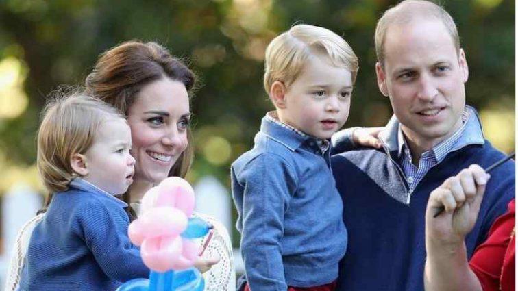 Сыну принца Уильяма и Кейт Миддлтон угрожает опасность