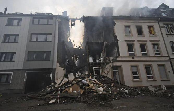 Срочная новость! Взрыв в жилом доме, есть пострадавшие