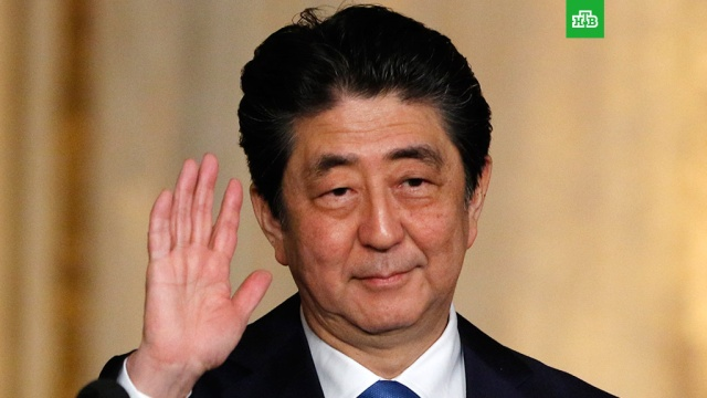 Премьер Японии заявил о личной встрече с Ким Чен Ыном