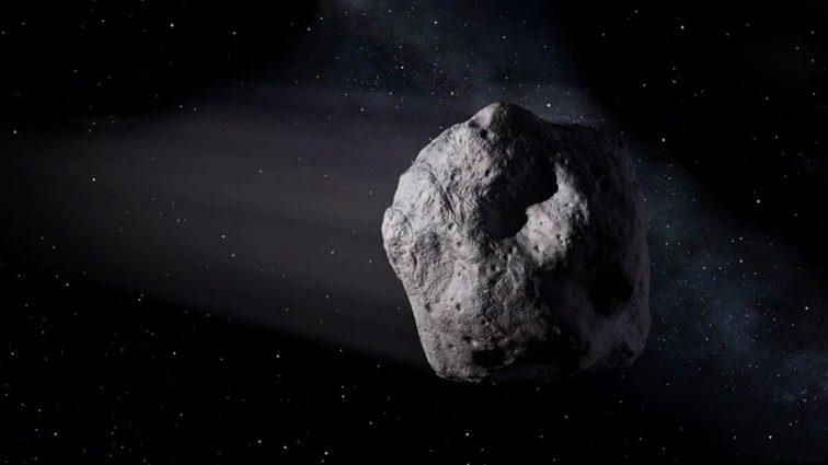 В Африке упал астероид: В Сети показали удивительные кадры