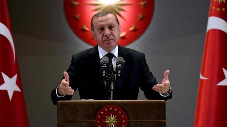 Турция ввела войска в Иран. Эрдоган сделал серьёзное заявление