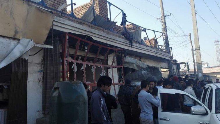 В Кабуле подорвался смертник, много жертв