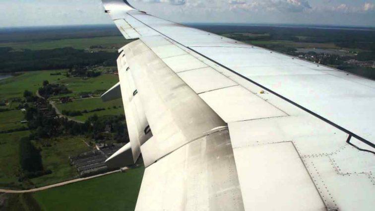 Самолёт с футболистами загорелся во время полёта в Ростов-на-Дону