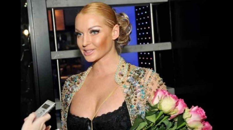 Анастасия Волочкова опозорилась во время отдыха