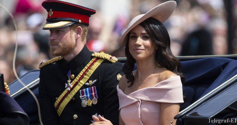 Поведение Меган Маркл на публике оскорбляет королеву Елизавету. Очередной фейл герцогини