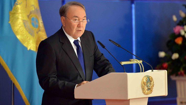 Нурсултан Назарбаев получил еще один пожизненный статус