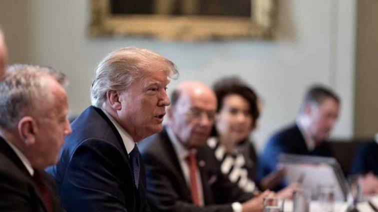 Дональд Трамп анонсировал встречу с президентом РФ