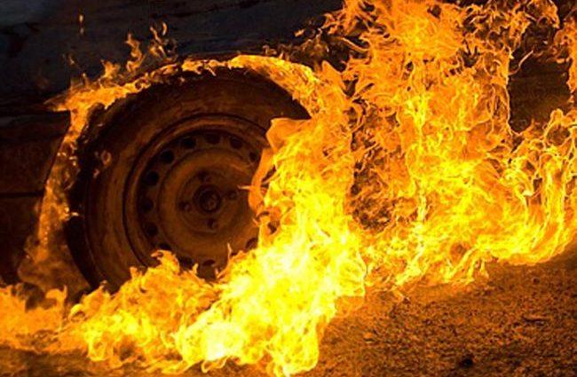 В Германии горит завод BMW, узнайте детали