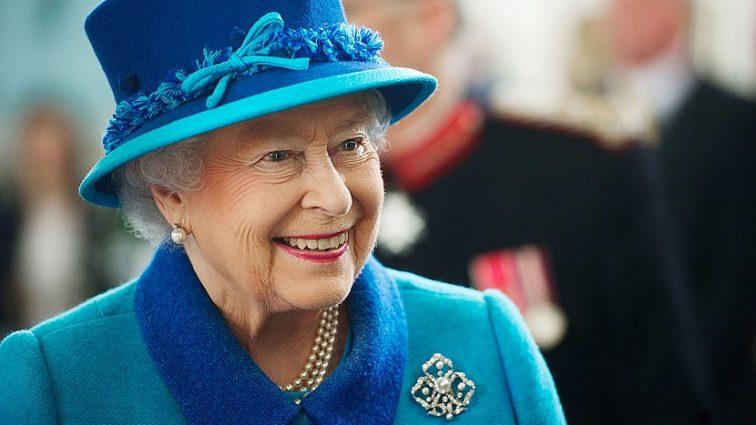 В честь 65-летия правления Елизаветы II ей сделали огромный подарок