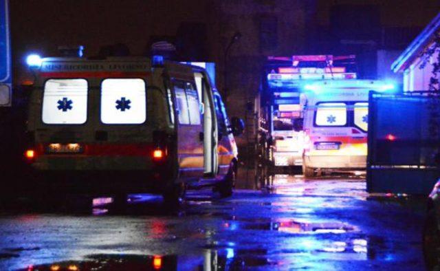 Срочно! Пожар в аэропорту, пострадавших увозят на «скорых»