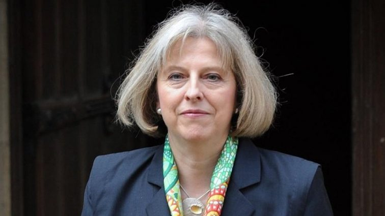 В Лондоне предотвратили покушение на Терезу Мэй