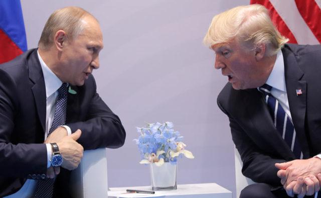 Администрации президентов РФ и США анонсируют их встречу