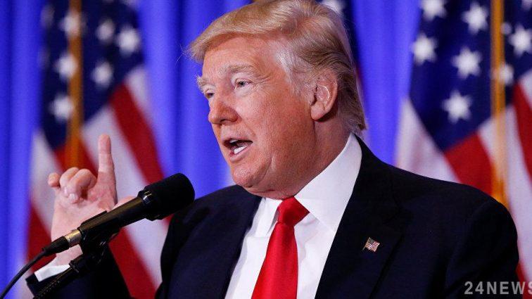 После расстрела журналистов в США Трамп принял важное решение