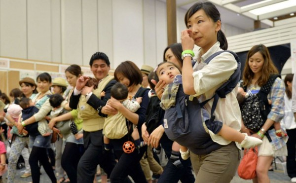 Японских работниц обязали рожать «по очереди»