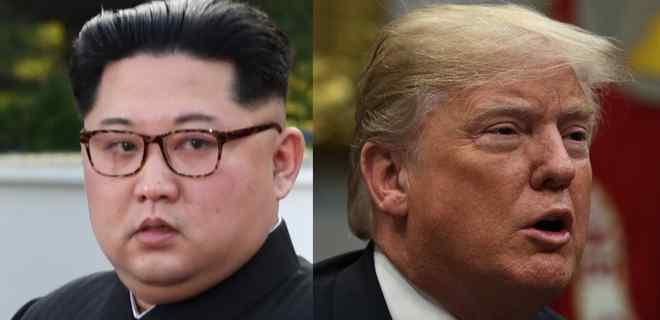 Стало известно, о чем будут говорить Дональд Трамп и Ким Чен Ын на саммите G7