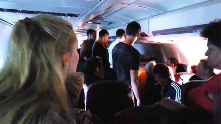 ЧП на борту самолета: в России избили польского дипломата