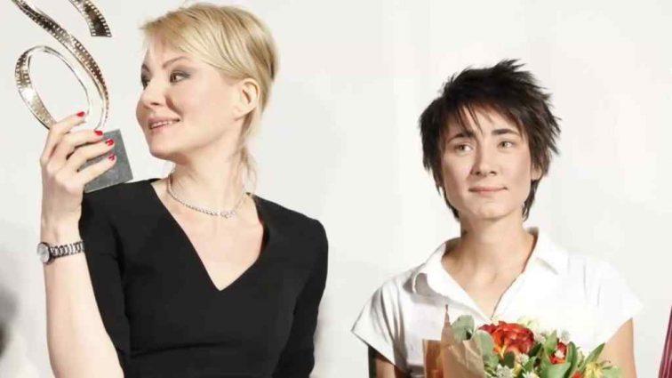 Романтический круиз: Ренату Литвинову и Земфиру подловили на совместном отдыхе