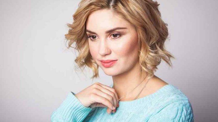 Набрала после воссоединения с Прилучным. Агату Муцениеце критикуют за лишний вес