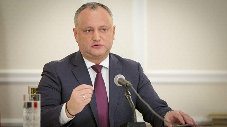 «Недопущение кризисных ситуаций»: Президент Молдавии сделал громкое заявление