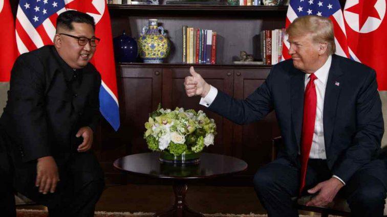 Трамп решил подарить Ким Чен Ыну необычный подарок