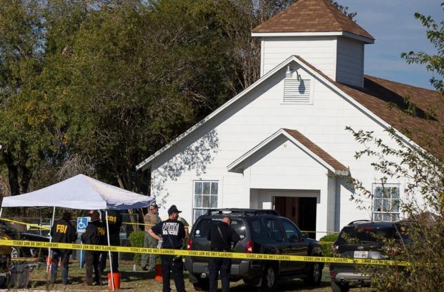 «Открыл огонь и пошел домой: В США произошла стрельба в церкви: есть погибший