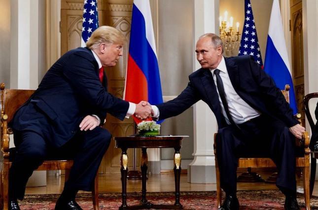 От Трампа требуют обнародовать содержание хельсинских переговоров с Путиным. В чем причина