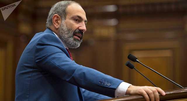 В Армении начались массовые аресты чиновников