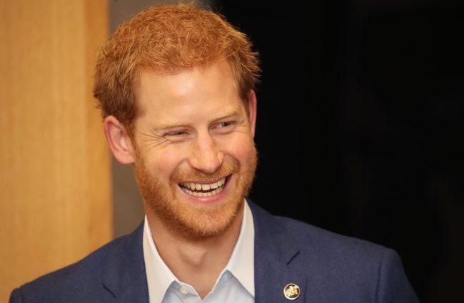 Принц Гарри сделал необычный подарок племяннику в честь крестин