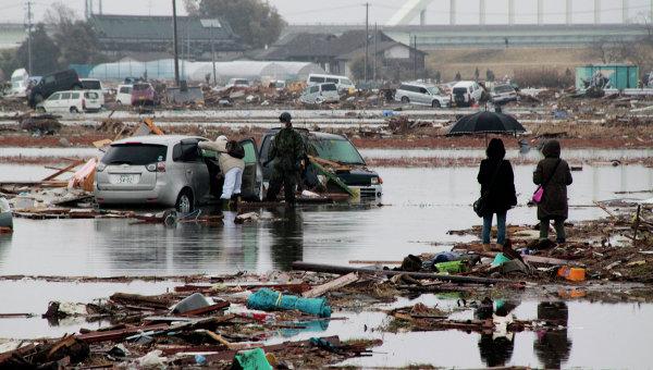 Объявлена угроза цунами: В Японии произошло мощное землетрясение