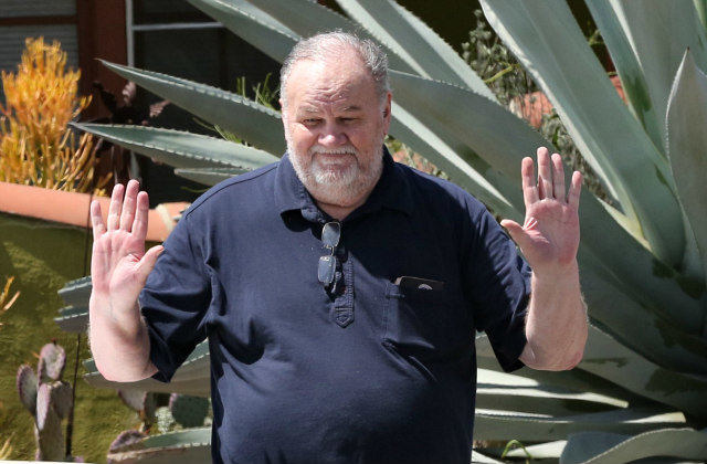 «Протрезвейте сначала»: Известная телеведущая публично отчитала  отца Меган Маркл