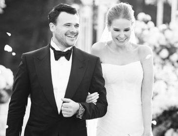 Эмин Агаларов впервые прокомментировал свою свадьбу с Гавриловой и рассказал, где проведет медовый месяц