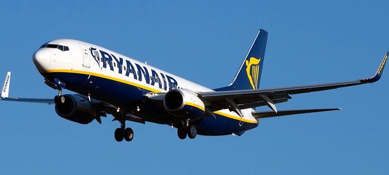 С высоты 9 тыс. метров приземлился за 5 минут: Самолет Ryanair совершил жесткую аварийную посадку