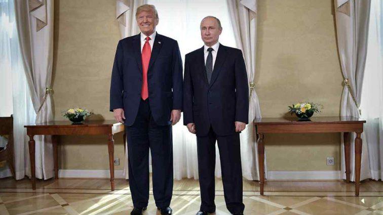«Это хороший старт для всех»: Трамп прокомментировал переговоры с Путиным