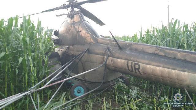 Пьяный пилот вертолета спровоцировал большую аварию: узнайте подробности