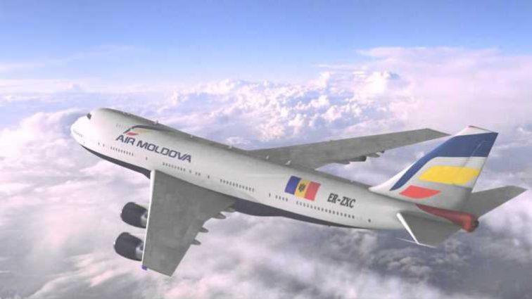 Правительство Молдовы продает государственную авиакомпанию Air Moldova