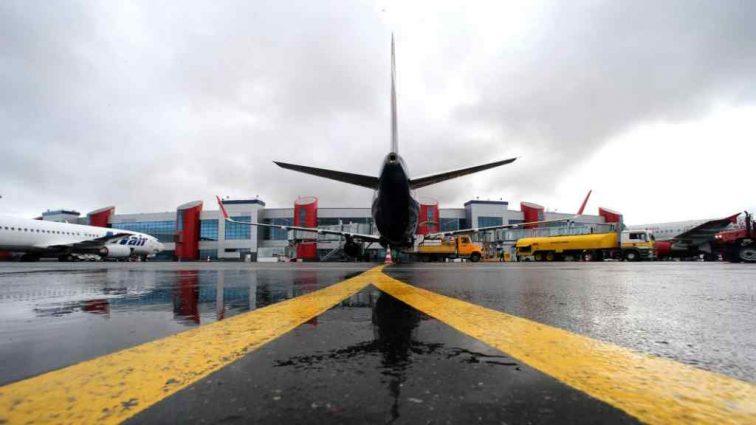 На Кипре украинец спровоцировал задержку двух авиарейсов