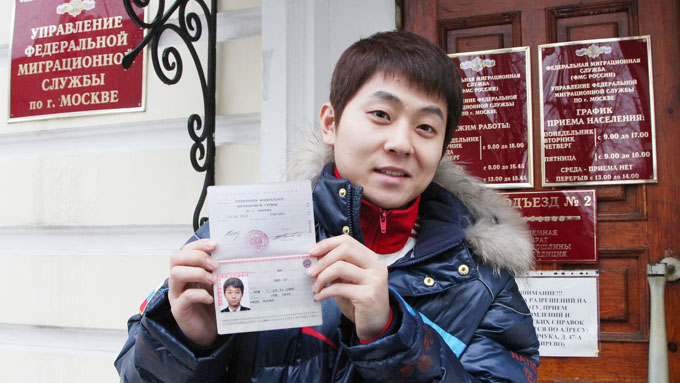 Упрощение получение российского паспорта гражданам СНГ