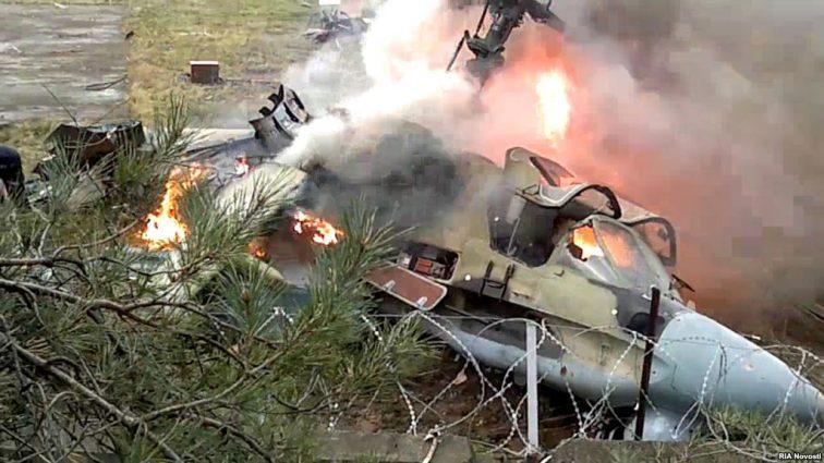 В Южной Корее разбился вертолет: выжил только один человек