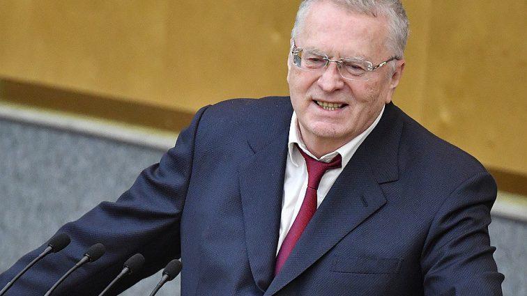 Владимир Жириновский сделал резкое заявление в сторону Литвы