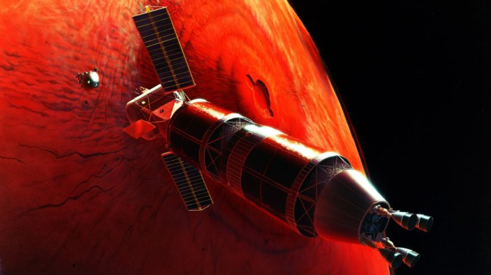 Исследования на Марсе выявили подземное озеро с жидкой водой