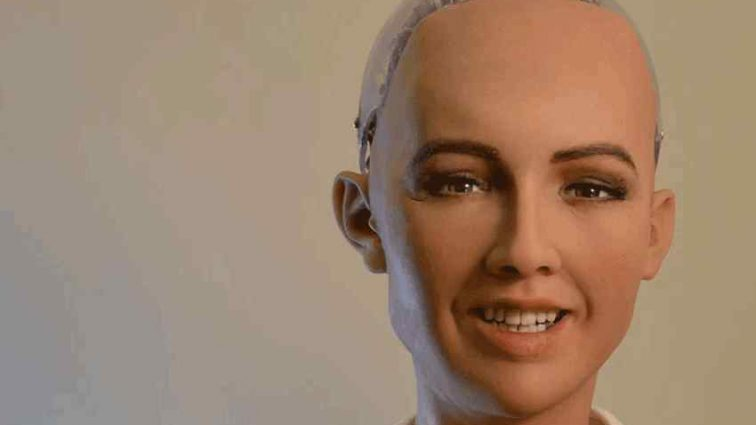 Робот София сделала сенсационные заявления