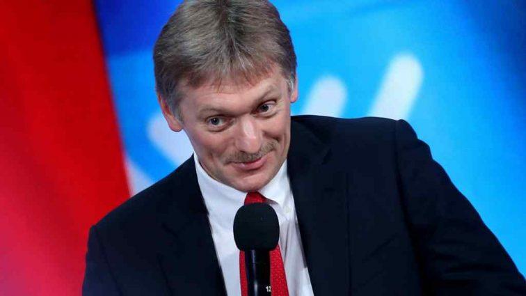 Песков рассказал, как Путин болел за сборную России в 1/8 финала