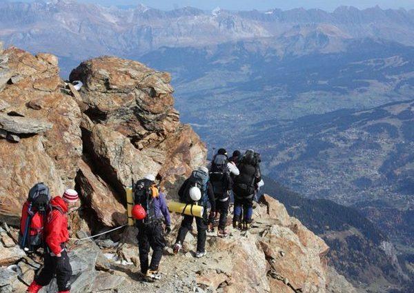 В Альпах из-за неисправного снаряжения погибли люди: узнайте подробности