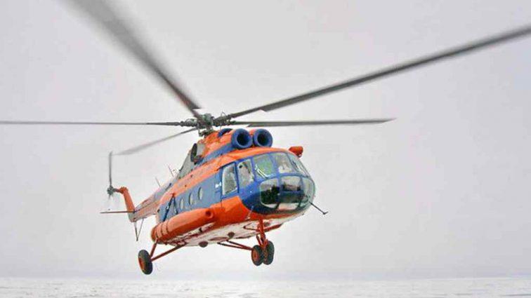 «Связи с экипажем нет»: Вертолет с альпинистами в горах Таджикистана совершил жесткую посадку