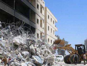 В Сирии существует опасность гуманитарной катастрофы