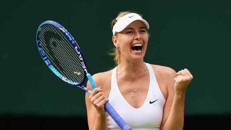 Мария Шарапова поднялась в рейтинге WTA