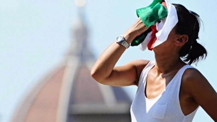 Аномальная жара в Италии опасна для людей