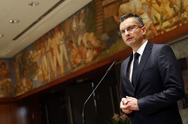 В Словении бывший комик стал премьер-министром страны