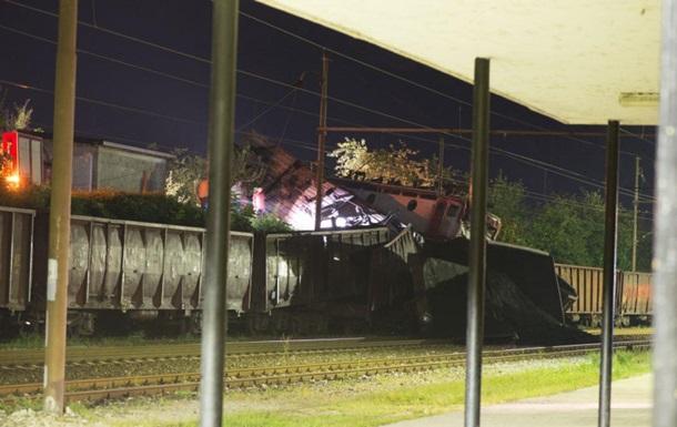 Неожиданное столкновение поездов в Боснии и Герцеговине: погибли люди