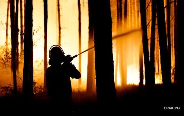 В Берлине бушуют пожары, эвакуировали более 500 местных жителей